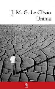 LeClézio_Uránia-bor180