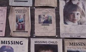 Eltűnt gyermekeket keresnek