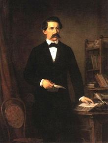 Arany János (Barabás Miklós festménye, 1884)