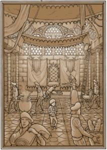 Haránt Aurél illusztrációja