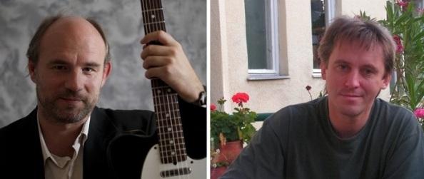 Juhász Gábor, Háy János (Fotók: Juhász László, Horváth Blanka)