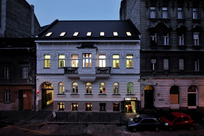 A Magyar Újságírók Szövetségének székháza