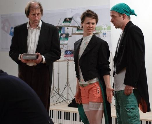 Cserna Antal, Sipos Vera, Kovács Ádám (Fotó: Baky Dániel)
