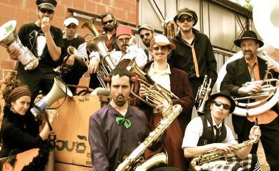 Wombo Orchestra (F)