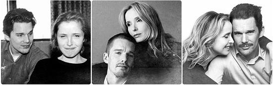 Julie Delpy, Ethan Hawke