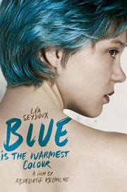 A kék a legmelegebb színű színésznők