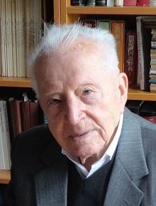 Bencédy József, a magyar nyelvészek korelnöke