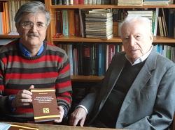 Bencédy József (j) és Kiss Gábor