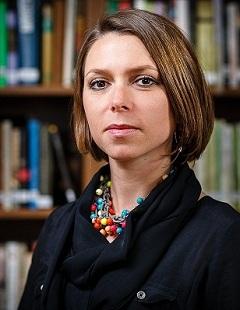 Katarzyna Sitko, a budapesti Lengyel Intézet igazgatója