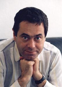 Pelle János (Fotó: Vancsó Zoltán)