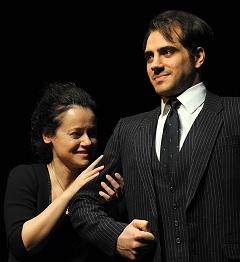 Edith és Theo (Botos Éva, Nagy Dániel Viktor)