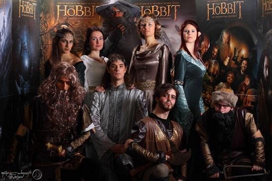 Hobbit-plakát