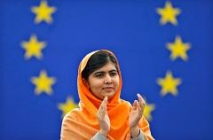 Malala Juszufzai (Reuters/Vincent Kessler)