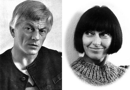 Nagy László és Szécsi Margit