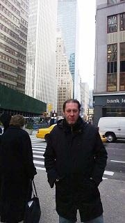 Balázs Elemér – és New York