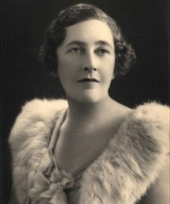 Agatha Christie, hozzávetőleg a Nagy Utazás idején