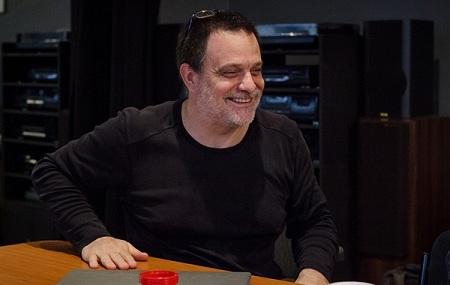 Mohácsi János (Fotó: Dömölky Dániel)