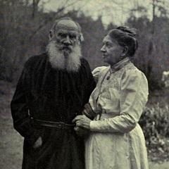 Lev Tolsztoj és Szofja Tolsztaja