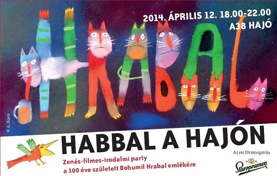 Hrabal Habbal a Hajón_meghívó-550