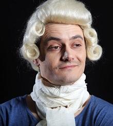 Mozart (Keresztes Tamás)