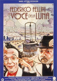 A hold hangja (R.: Federico Fellini) plakátja