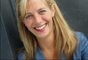 Lauren Weisberger (Fotó: Stuart Conway)