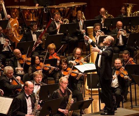 A Fesztiválzenekar koncertje