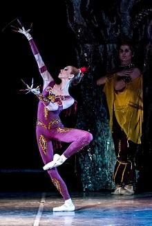 Tűzmadár (Moszkvai Klasszikus Balett)