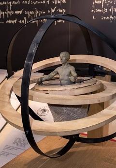 Modell a háromdimenziós mozgás megvalósításához (űrhajósképzés a reneszánszban...)