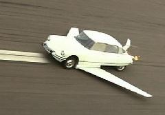 Fantomas repülő Citroënje