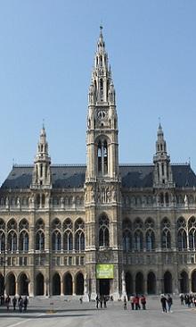 Rathaus – a városháza