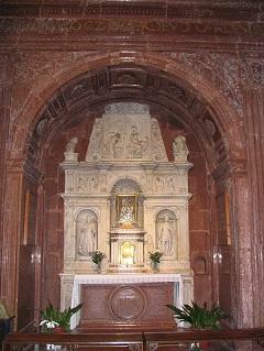 Az esztergomi főszékesegyház Bakócz-kápolnája