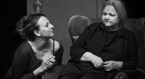 Pokorny Lia (Maureen), Pogány Judit (Mag)