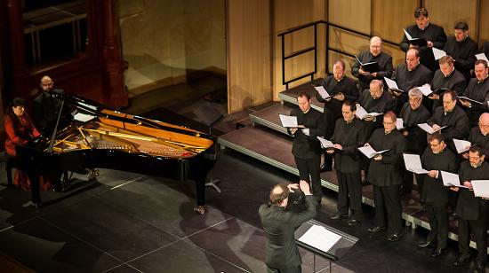 A négy elem zongorapartnere: Bizják Dóra