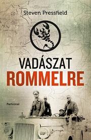 Pressfield_Vadászat Rommelre-bor180
