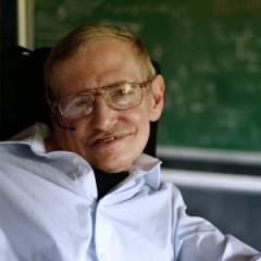 Hawking professzor nevet...