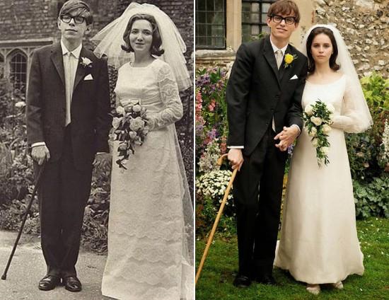 Az esküvő (eredetiben és a filmen)