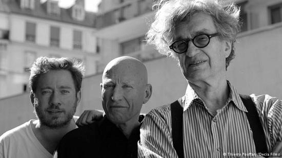 Juliano Ribeiro Salgado, Sebastião Salgado, Wim Wenders