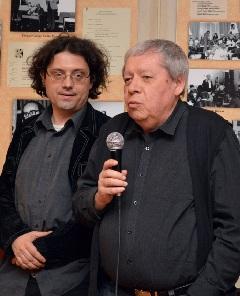 Balogh Tibor (j) és Perényi Balázs