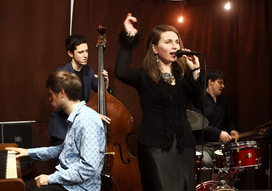 Karosi Júlia Quartet (DL)