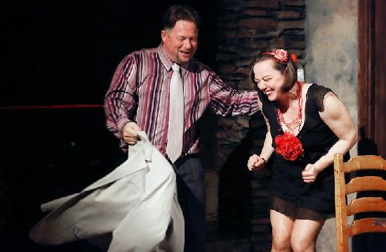 Nővé a nőt egy férfi teszi (Pat o' Dooley – László Csaba)