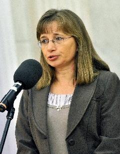 Simándi Irén főiskolai tanár
