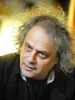 Forgách András (Fotó: Teknős Miklós)