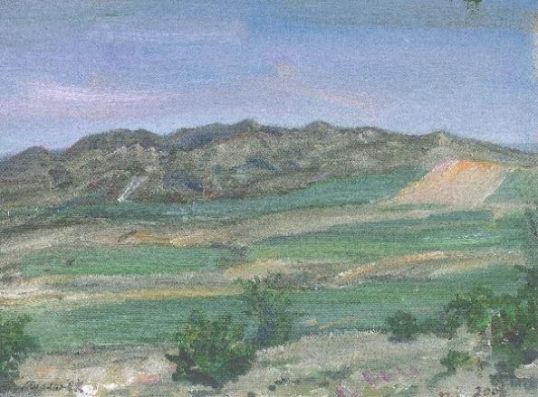 Kamill Mullashev: A természet ébredése (1944)