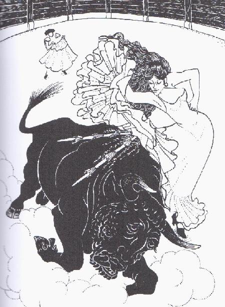 Jankovics Marcell illusztrációja (részlet)