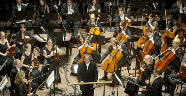 A Concerto Budapest, vezényel Keller András