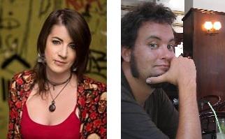 Décsy Eszter és Soltész Béla, az Ab Ovo 2012-es pályázatának sikeres szerzői