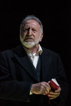 Shylock (Makram J. Khoury)