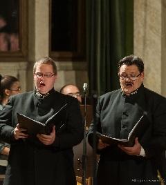 tenor 1: Dékán Jenő, tenor 2: Tarjányi Béla