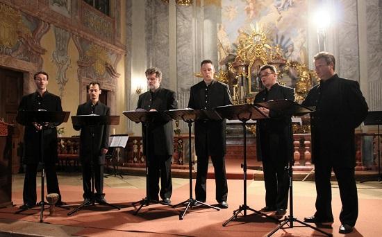 A pécsi King's Singers